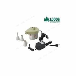ロゴス(LOGOS)のロゴス LOGOS AC/DC・2電源パワーブロー アウトドア キャンプ 空気入(その他)