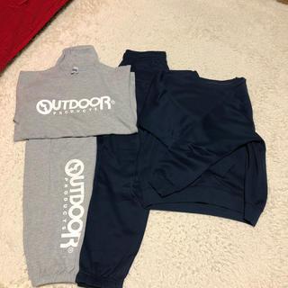 アウトドア(OUTDOOR)の160cmsizeパジャマ セット売り切りお値下げ‼️(パジャマ)