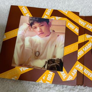SEVENTEEN YMMD HOME ウジ(K-POP/アジア)