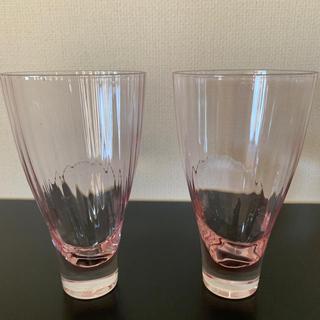 スガハラ(Sghr)のスガハラ グラス二個(グラス/カップ)