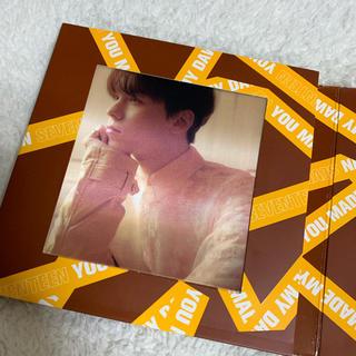 SEVENTEEN YMMD HOME バーノン(K-POP/アジア)