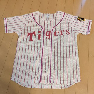 ハンシンタイガース(阪神タイガース)の阪神タイガース ユニフォーム Sサイズ(応援グッズ)