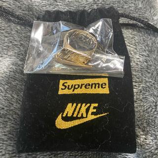 シュプリーム(Supreme)の【Kj様専用】supreme nike リング ring(リング(指輪))
