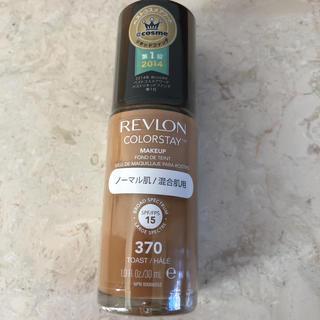 レブロン(REVLON)のレブロン カラーステイ メイクアップ 370 トースト(1コ入)(ファンデーション)
