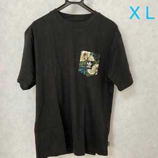 アディダス(adidas)のアディダス 半袖Tシャツ 【新品】 X L(Tシャツ/カットソー(半袖/袖なし))