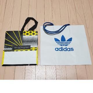 アディダス(adidas)のadidas&too cool for school ショップ袋(ショップ袋)