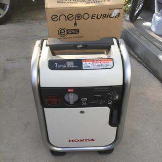 ホンダ(ホンダ)のHONDA 本田ポータブル発電機エネポ enepo EU9iGB ミーマリ様専用(防災関連グッズ)