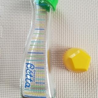 ベッタ(VETTA)のDr.ベッタ哺乳瓶&乳首ピンブラシ付き(哺乳ビン用乳首)