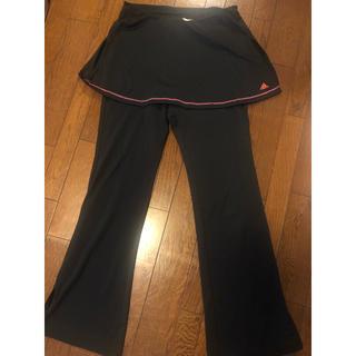 アディダス(adidas)のアディダス スカート付きパンツ(テニス)