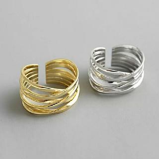 ビューティアンドユースユナイテッドアローズ(BEAUTY&YOUTH UNITED ARROWS)のimport silver 925 coil ring #191(リング(指輪))