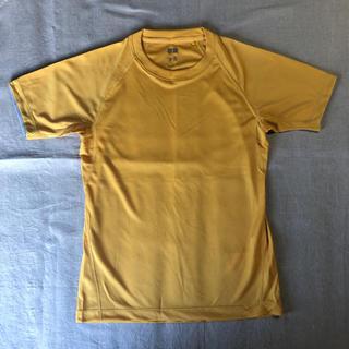 ユニクロ(UNIQLO)のユニクロ ドライメッシュ スポーツTシャツ S(その他)