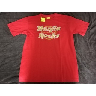 新品 Tシャツ Manila Rocks フィリピン(Tシャツ/カットソー(半袖/袖なし))