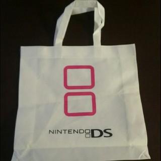 ニンテンドーDS(ニンテンドーDS)のNINTEND  DSの布製袋(ショップ袋)