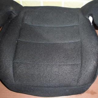 YELLOW HAT 中古 チャイルドシート ジュニアシート 黒(自動車用チャイルドシート本体)