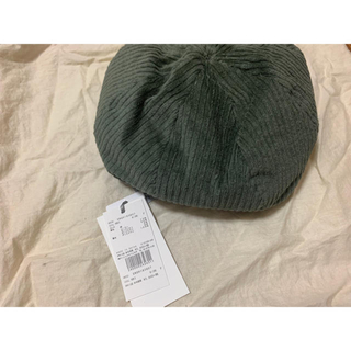 スナイデル(snidel)のSNIDEL*ベレー*SWGH193807(ハンチング/ベレー帽)