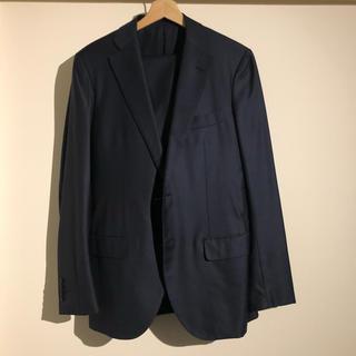 トゥモローランド(TOMORROWLAND)のTOMORROWLAND ロロピアーナ ネイビー スーツ(セットアップ)