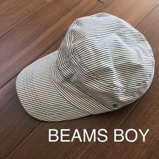 ビームスボーイ(BEAMS BOY)の最終値下げ  BEAMS BOY ワークキャップ(キャップ)
