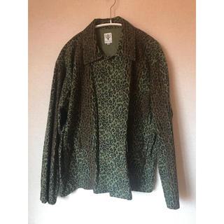 エスツーダブルエイト(S2W8)のsouth2west8 leopard hunting shirt(シャツ)