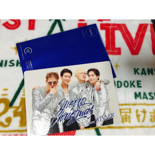 ビッグバン(BIGBANG)のWINNER FC 会報(男性アイドル)
