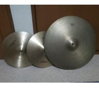 Zildjian 14 HH   20 RIDE セット ジルジャン(シンバル)