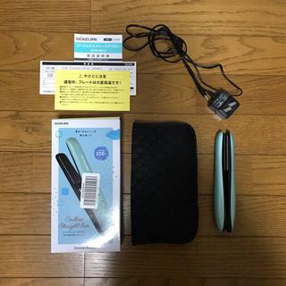 コイズミ(KOIZUMI)のコイズミ コードレスストレートアイロン/KHS-8610(ヘアアイロン)