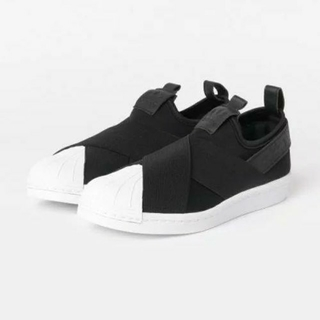 アディダス(adidas)のアディダス スリッポン 23cm(スリッポン/モカシン)