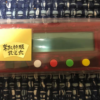カチカチくん LED レッドスケルトン 2016 カン(パチンコ/パチスロ)