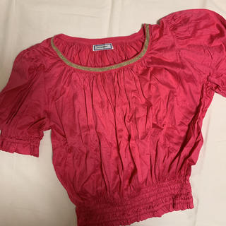 イヴサンローランボーテ(Yves Saint Laurent Beaute)のYves Saint Laurentトップ(Tシャツ(半袖/袖なし))