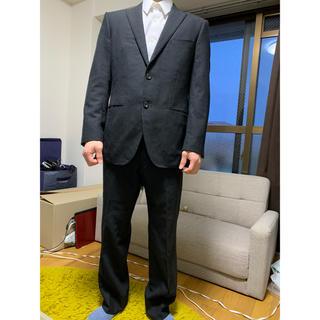 オリヒカ(ORIHICA)の黒のスーツ(セットアップ)