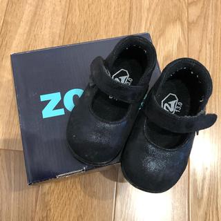 ズーム(Zoom)のzoom レザーファーストシューズ(スニーカー)