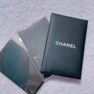 CHANEL - CHANEL あぶらとり紙