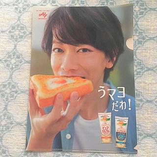 佐藤健 クリアファイル  【新品☆】(男性タレント)