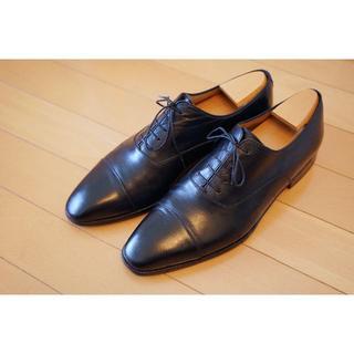 オーベルシー(AUBERCY)のAUBERCY Swann 革靴 Size 8 / 26.5~cm位 (ドレス/ビジネス)