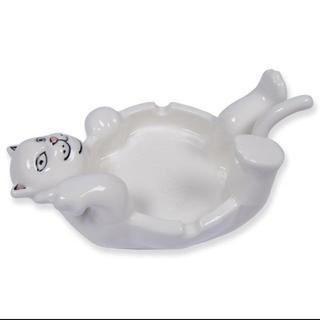スナイデル(snidel)のRIPNDIP 灰皿 箱入り 石鹸置き 猫(灰皿)