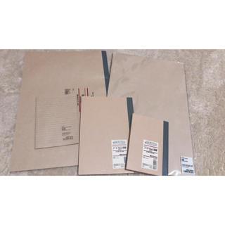 ムジルシリョウヒン(MUJI (無印良品))のノート(スケッチブック/用紙)