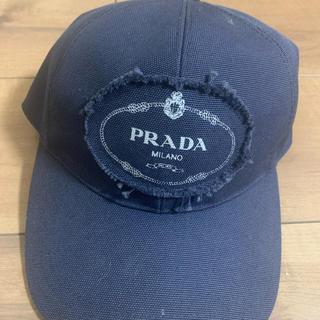 プラダ(PRADA)のPRADA 帽子(キャップ)
