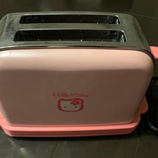 サンヨー(SANYO)のサンヨー ハローキティ  トースター(調理機器)