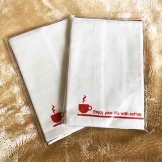 ユーシーシー(UCC)のuccコーヒー ベージュ シンプル ナチュラル ブックカバー 6点セット(ブックカバー)