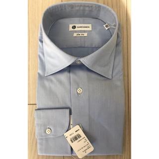 カミチャニスタ(CAMICIANISTA)の新品 カミチャニスタ CAMICIANISTA シャツ 39 サックス ブルー(シャツ)