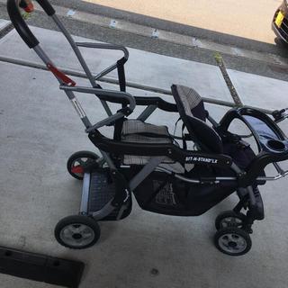 ベビートレンド(Baby Trend)の2人乗りベビーカー ベビートレンド(ベビーカー/バギー)