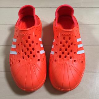 アディダス(adidas)の未使用adidas19.5cm(スリッポン)