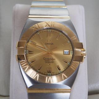 オメガ(OMEGA)のオメガ コンステレーション ダブルイーグル 1213-10超美品(腕時計(アナログ))
