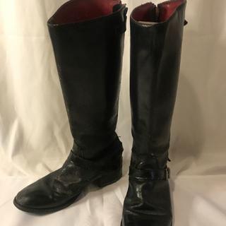 Vintage Lewis Leathers AVIAKIT Boots.