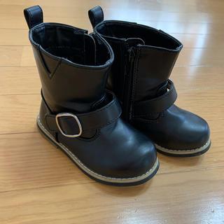 コムサイズム(COMME CA ISM)のKIDS ブーツ  14cm(ブーツ)