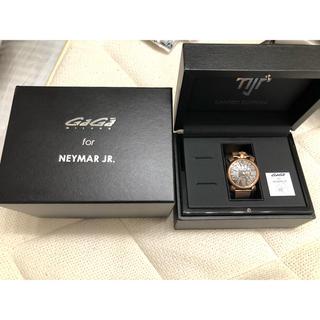 ガガミラノ(GaGa MILANO)のガガミラノ ネイマール 世界111本限定(腕時計(デジタル))