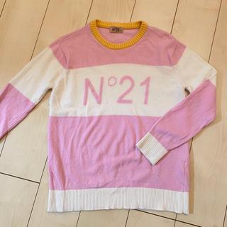 ヌメロヴェントゥーノ(N°21)のヌメロN°21♡スプリングニットセーター(ニット/セーター)