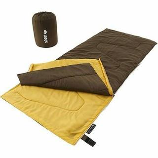 ロゴス(LOGOS)のLOGOS ロゴス 丸洗い3セパレーター・0AI-LIMITED 寝袋 シュラフ(寝袋/寝具)