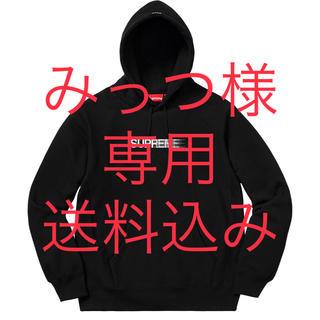 シュプリーム(Supreme)のみっつ様 専用 L Motion Logo Hooded(パーカー)
