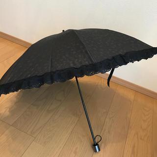 【未使用品】日傘・巾着付き(傘)