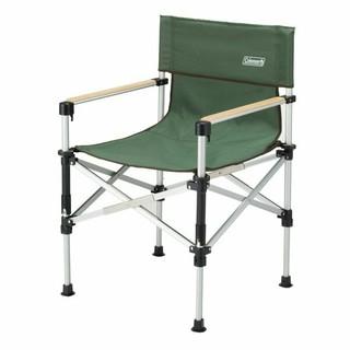 コールマン(Coleman)の☆コールマン ツーウェイキャプテンチェア グリーン 椅子 チェア アウトドア(テーブル/チェア)